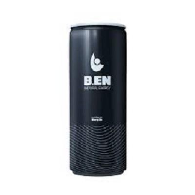 Berry.En BEN Natural Energy Drink